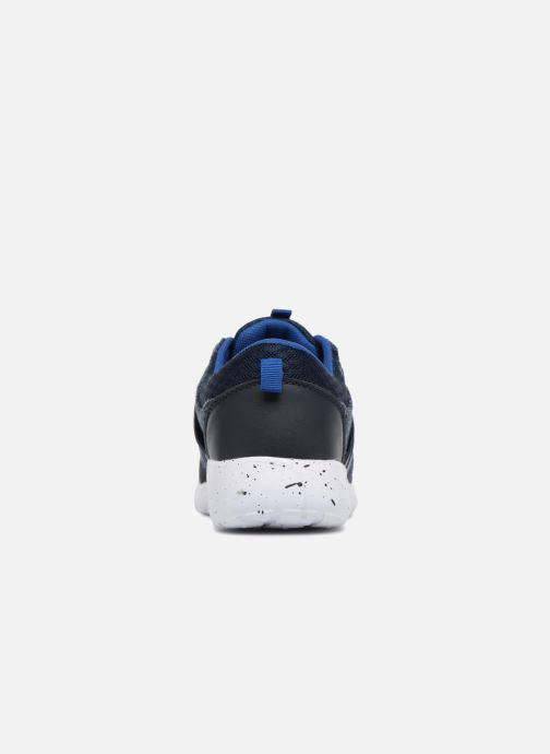 Deportivas I Love Shoes Thiminet Azul vista lateral derecha