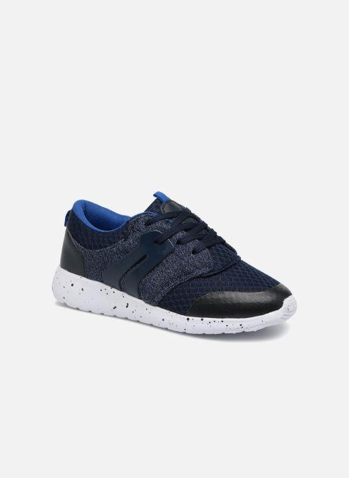 Baskets I Love Shoes Thiminet Bleu vue détail/paire