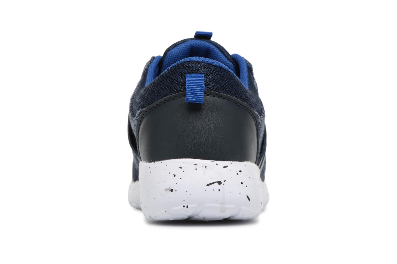 Baskets I Love Shoes Thiminet Bleu vue droite