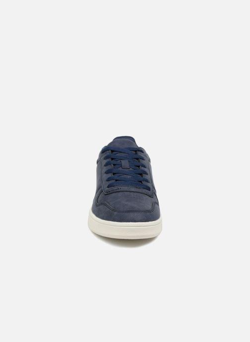 Sneakers I Love Shoes Thodino Azzurro modello indossato