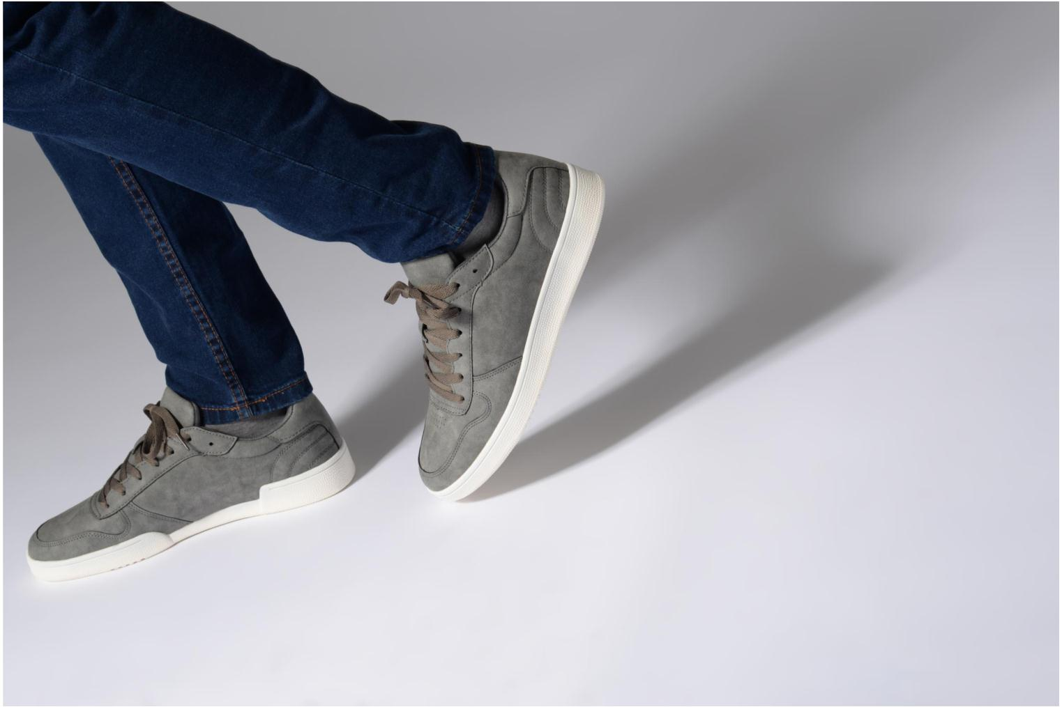 Trainers I Love Shoes Thodino Grey view from underneath / model view