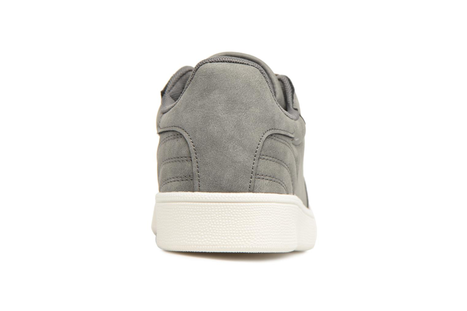 Trainers I Love Shoes Thodino Grey view from the right