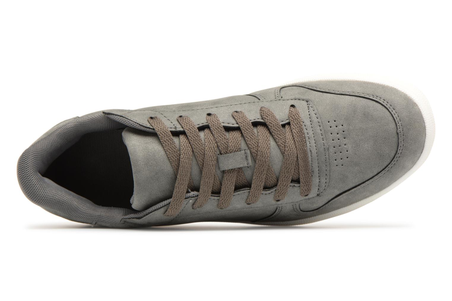 Trainers I Love Shoes Thodino Grey view from the left