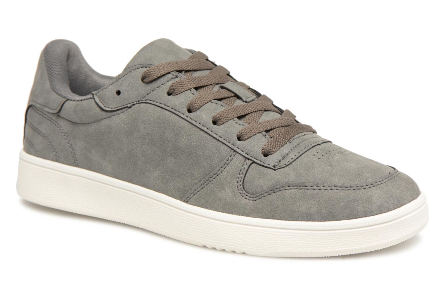 Trainers I Love Shoes Thodino Grey detailed view/ Pair view