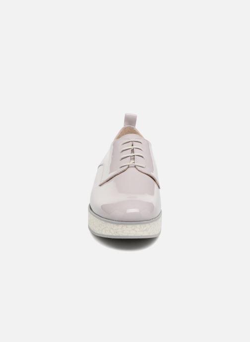 Chaussures à lacets MAURICE manufacture Jay version1 Gris vue portées chaussures