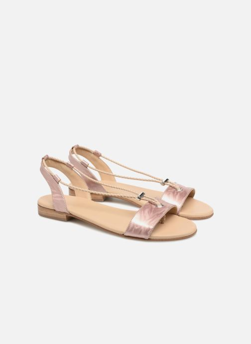 Sandals MAURICE manufacture Eddie - Version 3 Pink 3/4 view