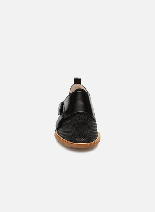 Loafers MAURICE manufacture Jeff version 2 Black model view