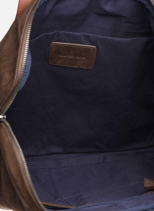 Laptoptaschen Antonyme by Nat & Nin Marius braun ansicht von hinten