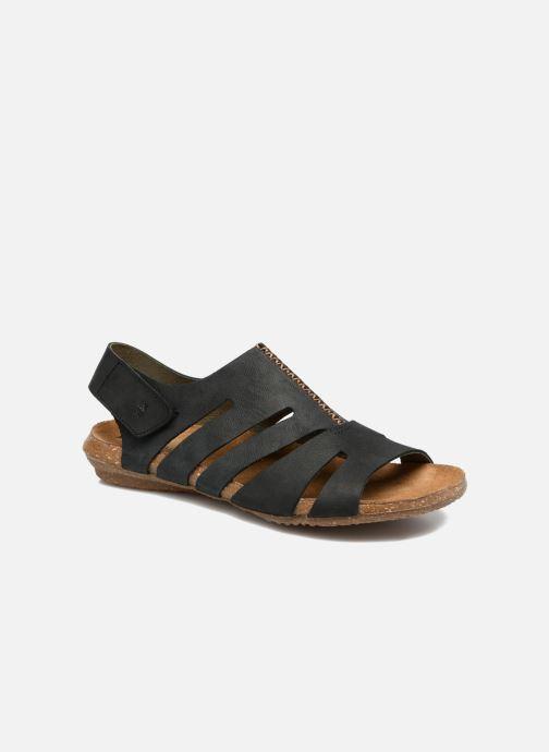 Sandales et nu-pieds El Naturalista Wakataua N5065 Noir vue détail/paire