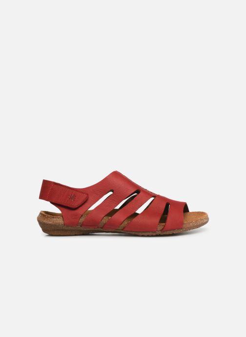 Sandals El Naturalista Wakataua N5065 Red back view
