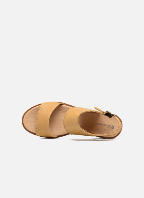 Sandals El Naturalista Sabal N5010 Yellow view from the left