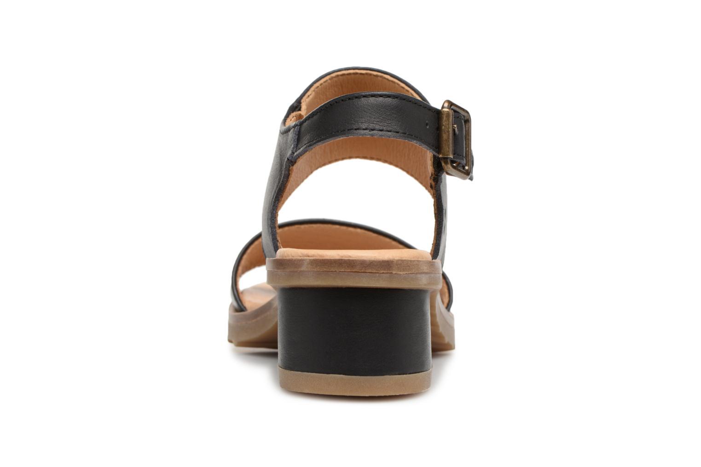 Sandales et nu-pieds El Naturalista Sabal N5010 Noir vue droite
