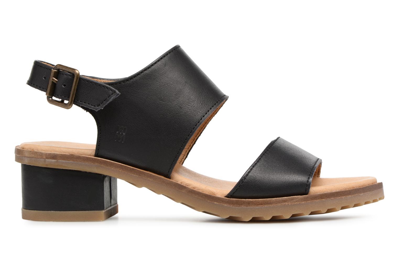 Sandales et nu-pieds El Naturalista Sabal N5010 Noir vue derrière