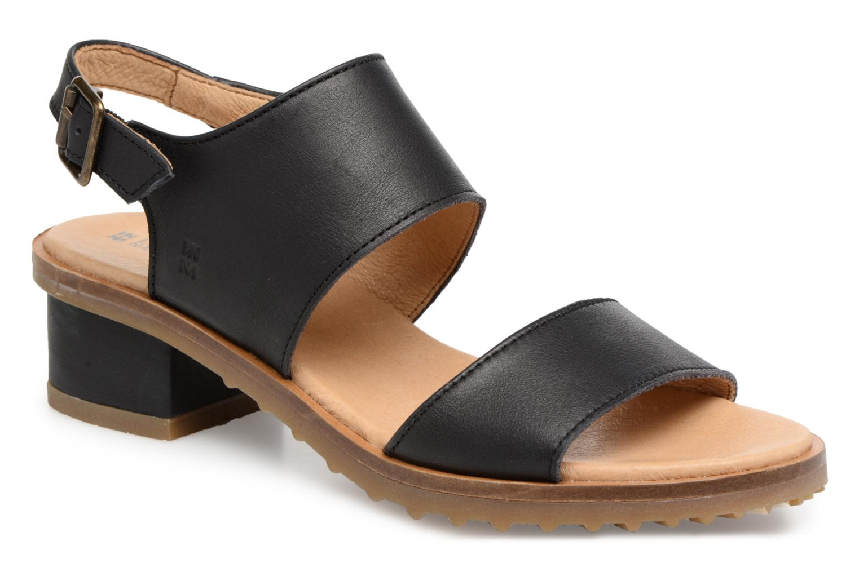 Sandales et nu-pieds El Naturalista Sabal N5010 Noir vue détail/paire