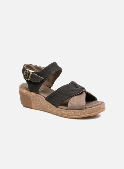 Sandali e scarpe aperte El Naturalista Leaves N5007T Nero vedi dettaglio/paio