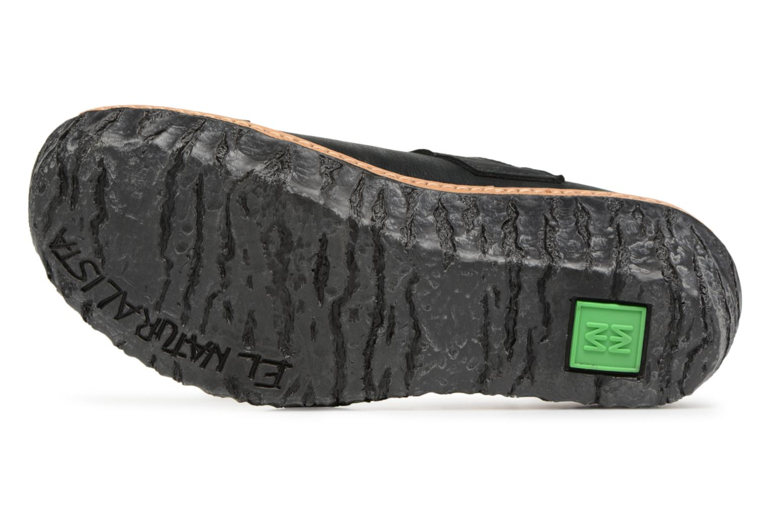 Ballet pumps El Naturalista Myth Yggdrasil N5135 Black view from above