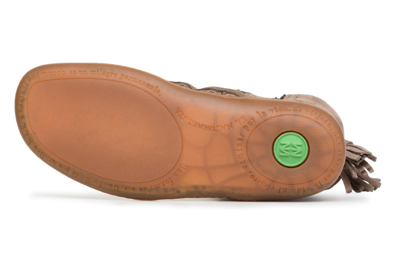 Bottines et boots El Naturalista El Viajero N262 Marron vue haut