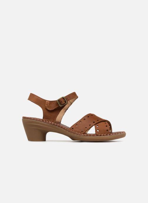 Sandali e scarpe aperte El Naturalista Aqua N5325 Marrone immagine posteriore