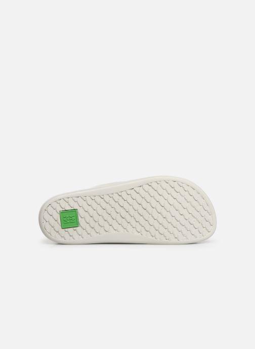 Sandales et nu-pieds El Naturalista Koi N5093 Vert vue haut