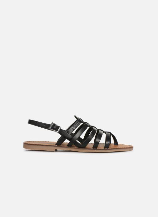 Sandales et nu-pieds Les Tropéziennes par M Belarbi Herilo Noir vue derrière