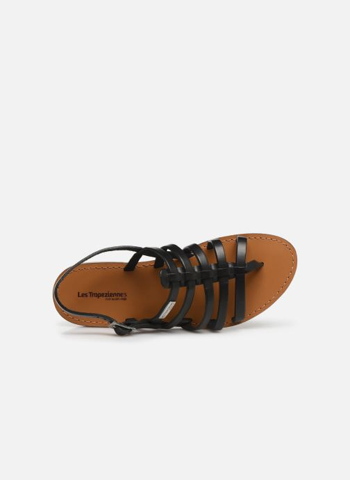 Sandales et nu-pieds Les Tropéziennes par M Belarbi Herilo Noir vue gauche