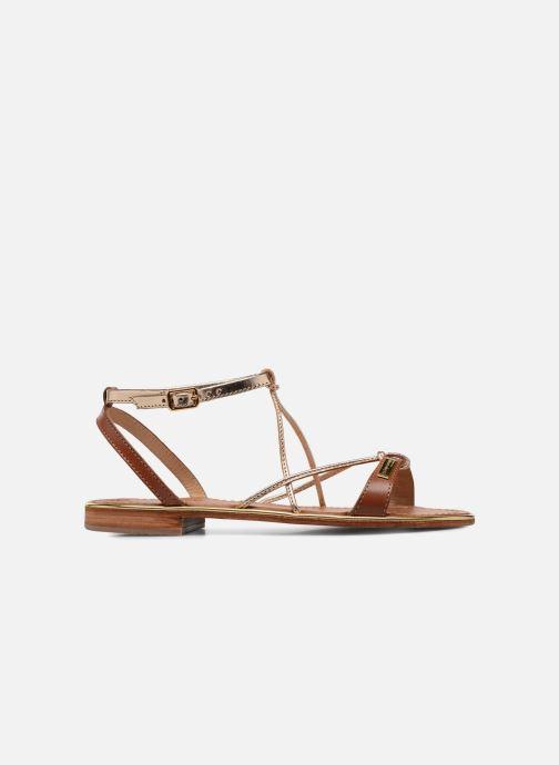 Sandales et nu-pieds Les Tropéziennes par M Belarbi Hirondel Marron vue derrière