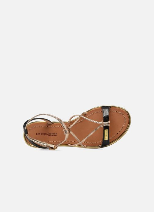 Sandales et nu-pieds Les Tropéziennes par M Belarbi Hirondel Noir vue gauche
