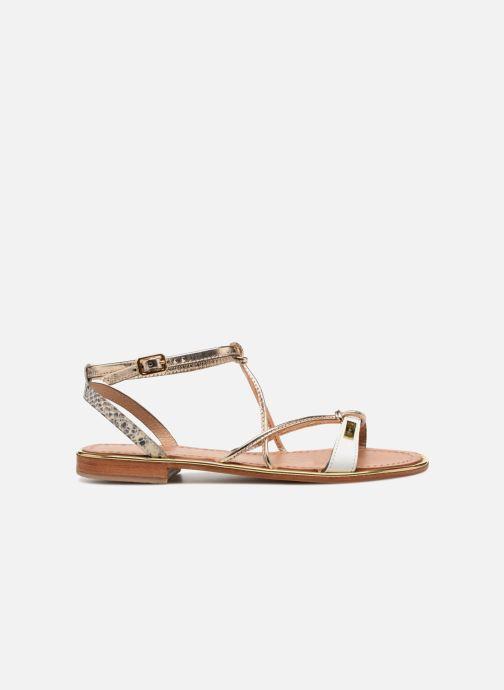 Sandales et nu-pieds Les Tropéziennes par M Belarbi Hirondel Or et bronze vue derrière