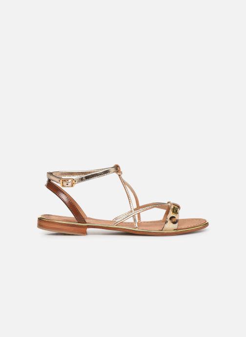 Sandales et nu-pieds Les Tropéziennes par M Belarbi Hirondel Multicolore vue derrière