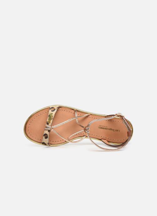 Sandales et nu-pieds Les Tropéziennes par M Belarbi Hirondel Multicolore vue gauche