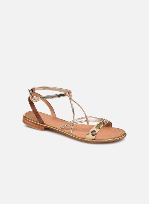 Sandales et nu-pieds Les Tropéziennes par M Belarbi Hirondel Multicolore vue détail/paire