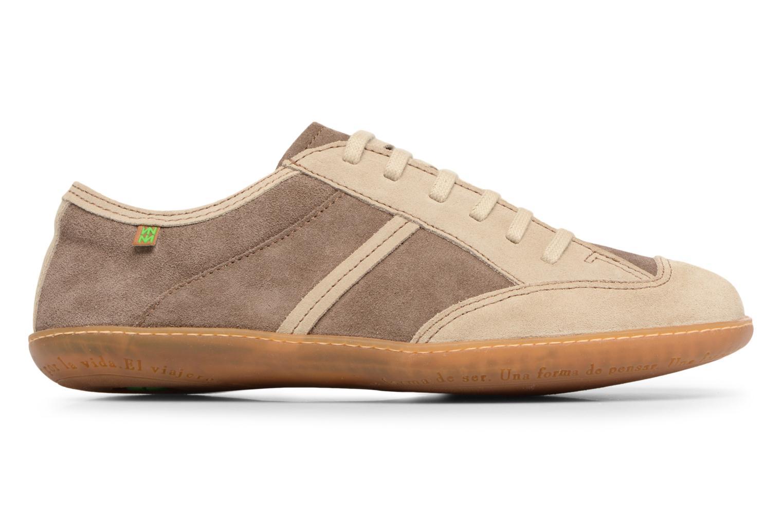 Sneakers El Naturalista El Viajero N5278 Marrone immagine posteriore