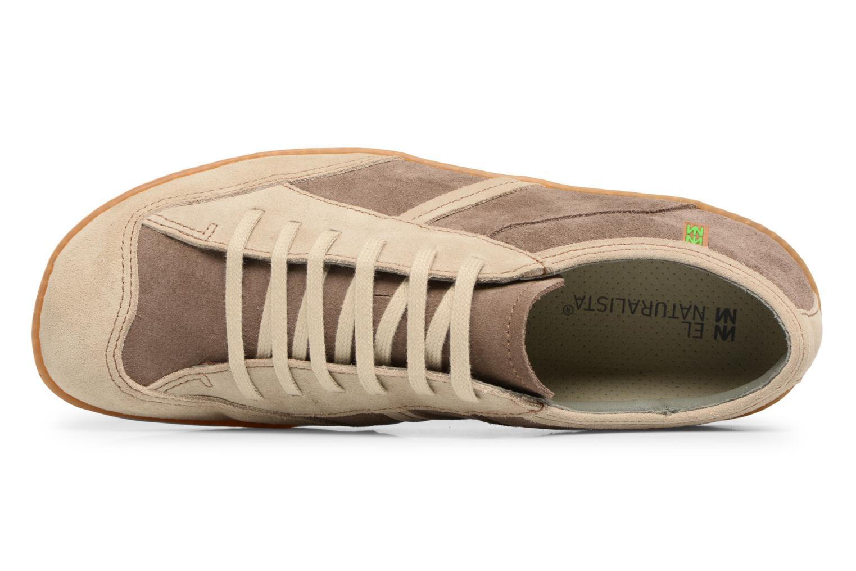 Sneakers El Naturalista El Viajero N5278 Marrone immagine sinistra