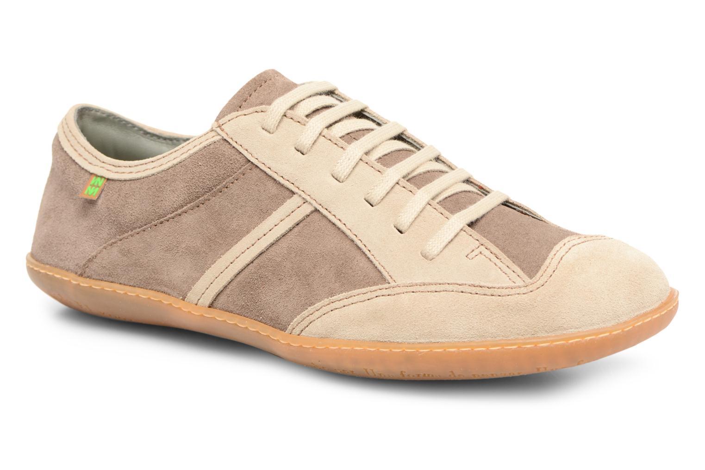 Sneakers El Naturalista El Viajero N5278 Marrone vedi dettaglio/paio