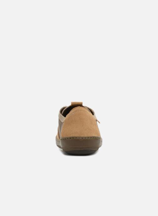 Sneakers El Naturalista Meteo NF94 Beige immagine destra