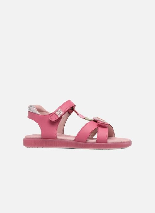 Sandals Agatha Ruiz de la Prada Aitana Pink back view