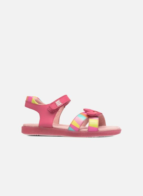 Sandals Agatha Ruiz de la Prada Aitana 2 Pink back view