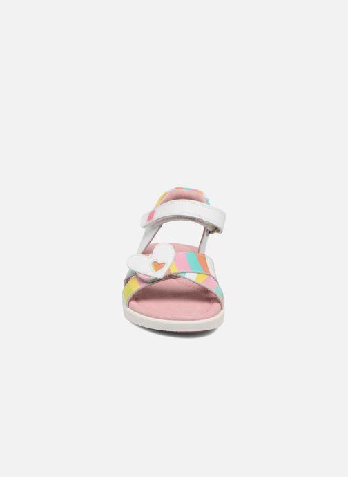 Sandals Agatha Ruiz de la Prada Aitana 2 White model view