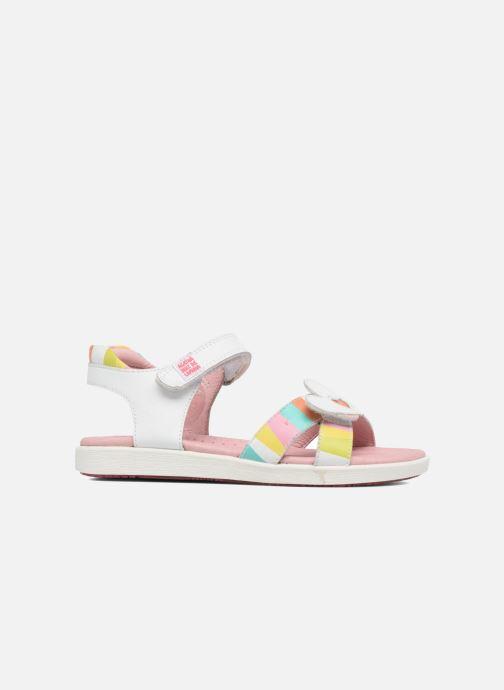 Sandals Agatha Ruiz de la Prada Aitana 2 White back view