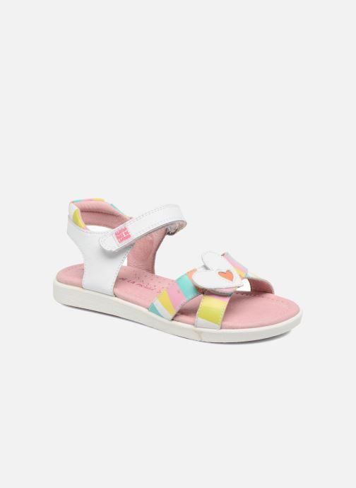 Sandales et nu-pieds Agatha Ruiz de la Prada Aitana 2 Blanc vue détail/paire