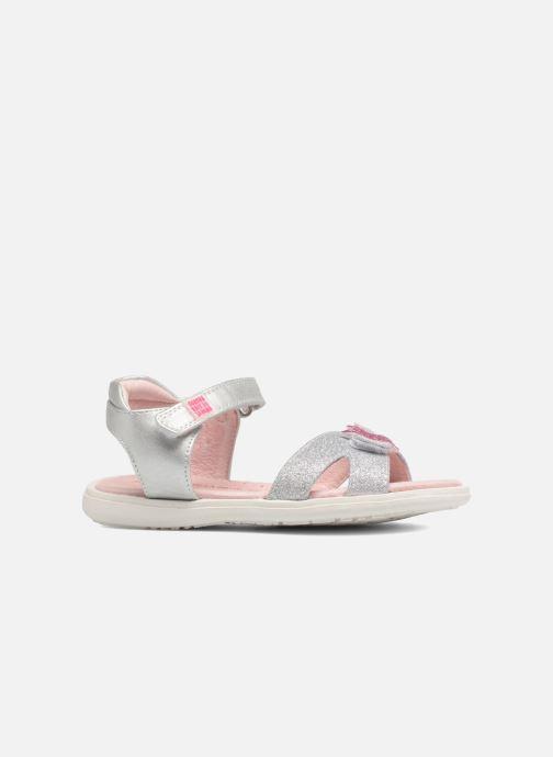 Sandales et nu-pieds Agatha Ruiz de la Prada Beauty 2 Argent vue derrière