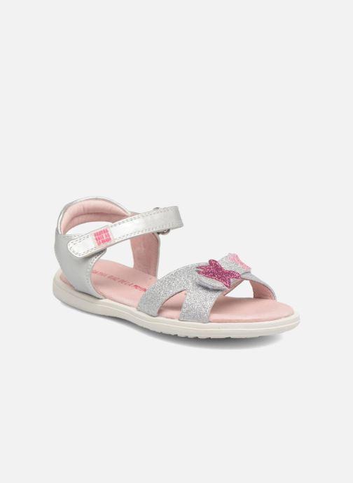 Sandales et nu-pieds Agatha Ruiz de la Prada Beauty 2 Argent vue détail/paire