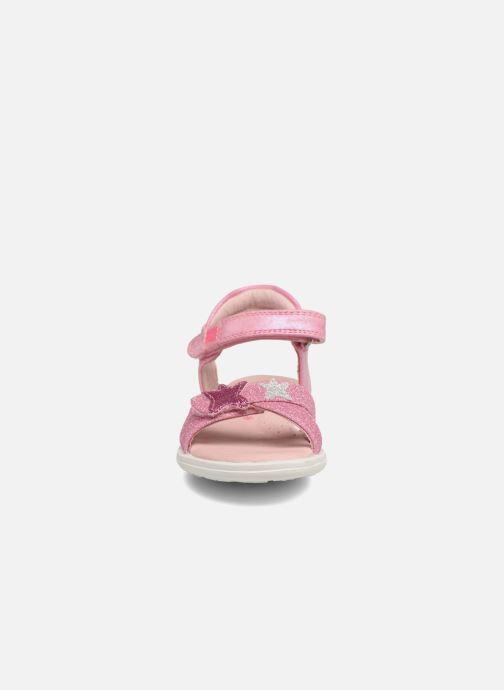 Sandales et nu-pieds Agatha Ruiz de la Prada Beauty 2 Rose vue portées chaussures