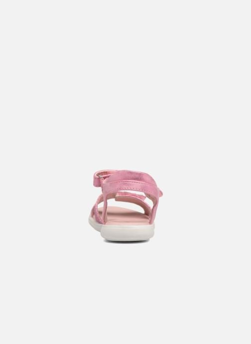 Sandals Agatha Ruiz de la Prada Beauty 2 Pink view from the right