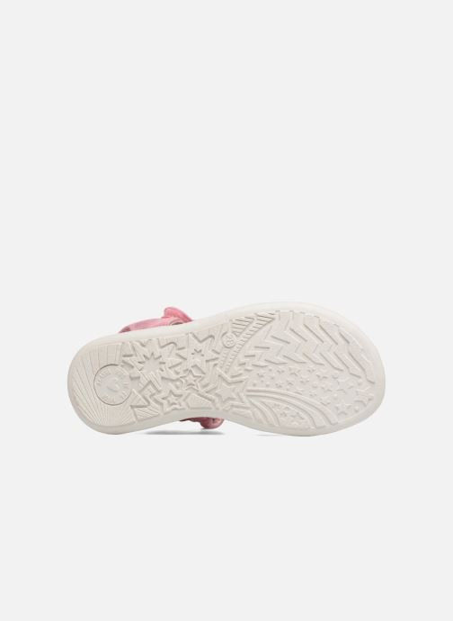 Sandals Agatha Ruiz de la Prada Beauty 2 Pink view from above