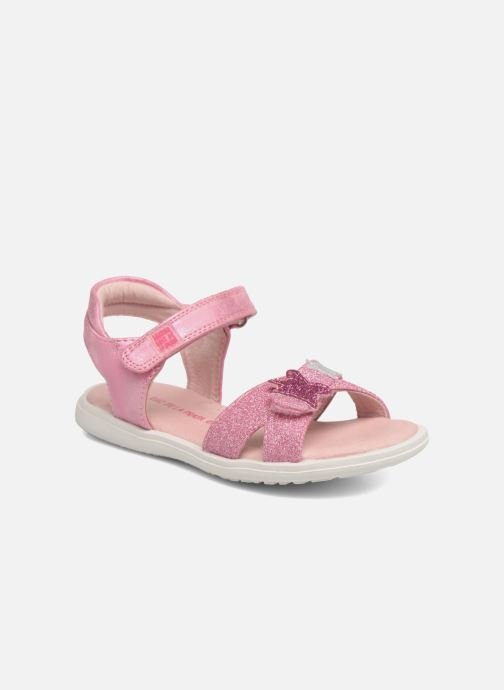 Sandals Agatha Ruiz de la Prada Beauty 2 Pink detailed view/ Pair view