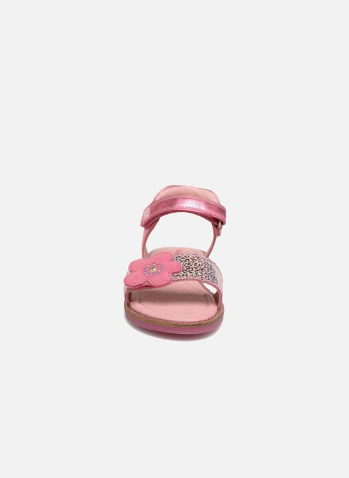 Sandals Agatha Ruiz de la Prada Miss Ponza 3 Pink model view