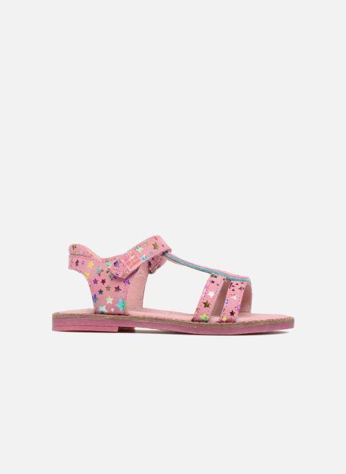 Sandals Agatha Ruiz de la Prada Miss Ponza 4 Pink back view