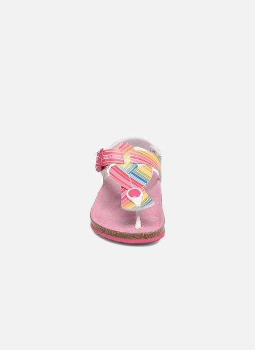 Sandales et nu-pieds Agatha Ruiz de la Prada Bio Agatha 4 Multicolore vue portées chaussures