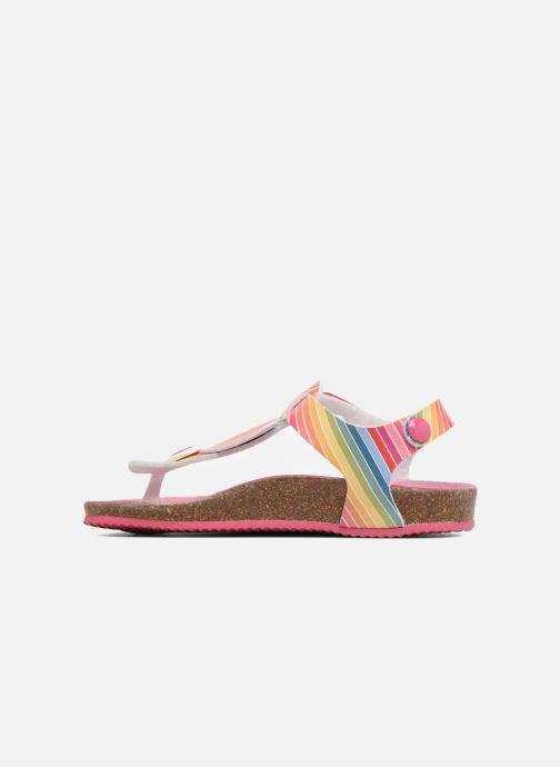 Sandales et nu-pieds Agatha Ruiz de la Prada Bio Agatha 4 Multicolore vue face